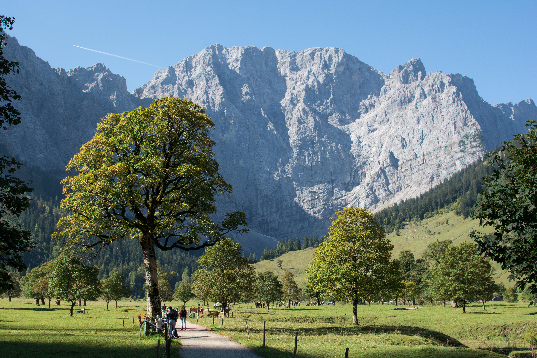 Ahornboden Karwendel