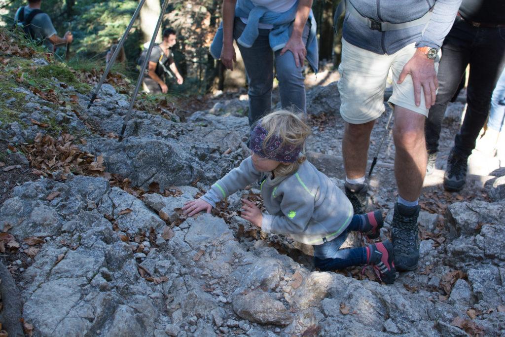 Klettereinheit fürs Kind