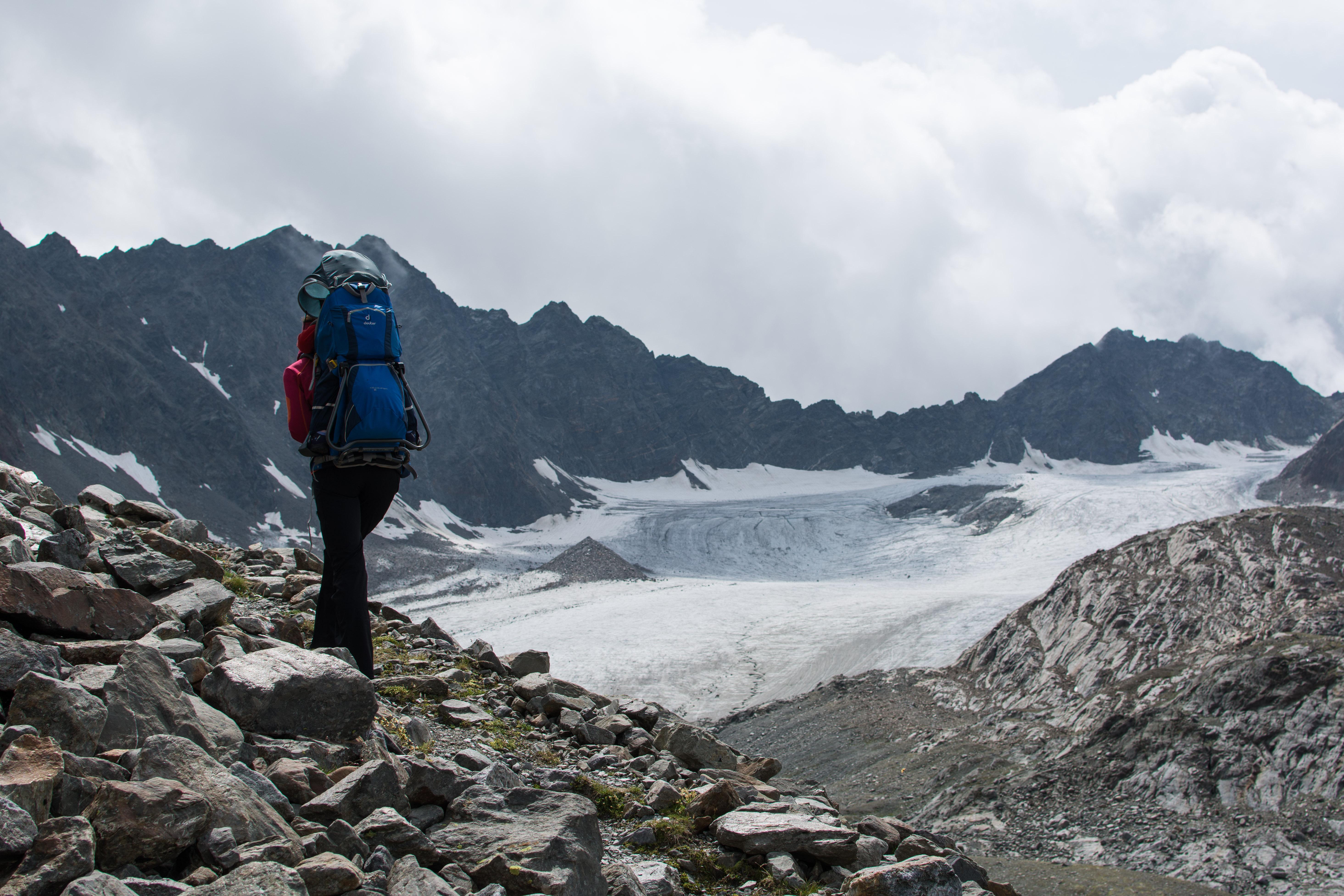 Winnebachseehütte Wanderung zum Bachfallenferner