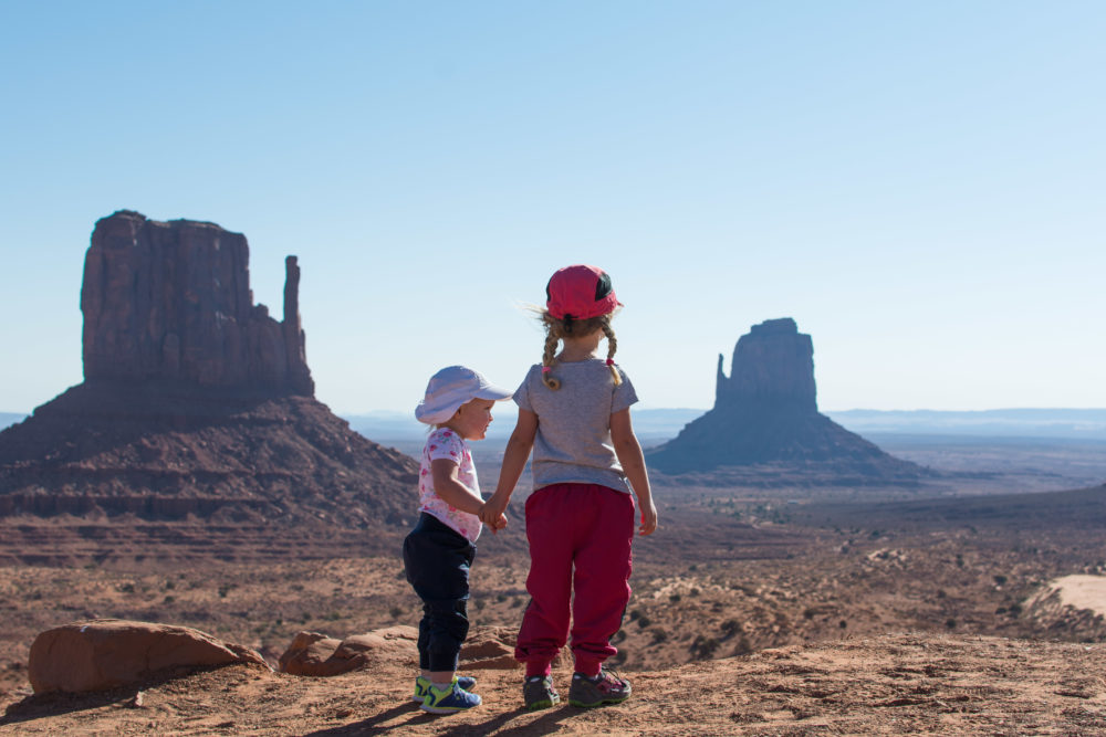 Blick Monument Valley