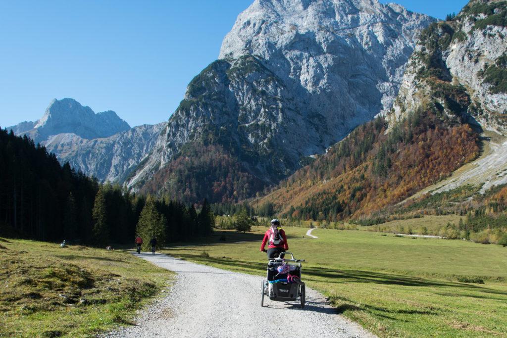 Zur Gramaialm Falzthurntal Achensee