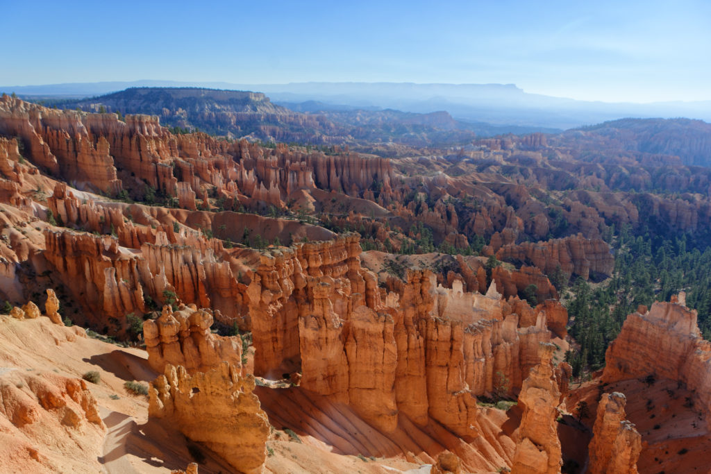 Bryce Canyon Blick vom Sunset Point