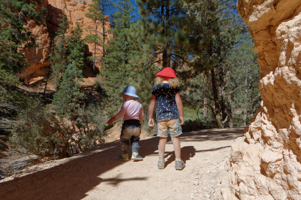Bryce canyon kids