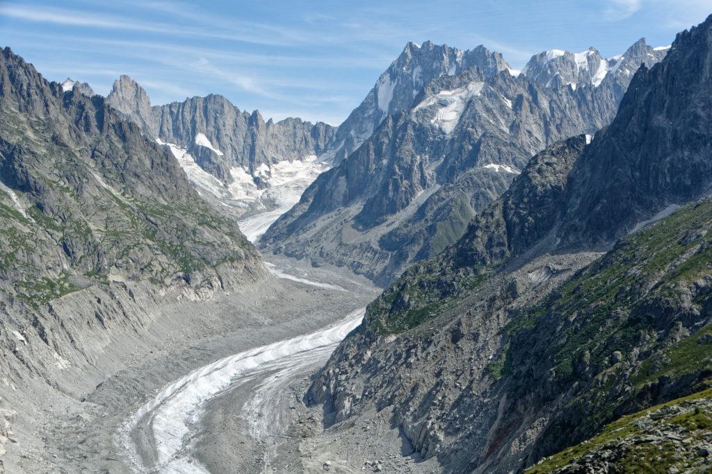Chamonix Montenvers Mer de Glace