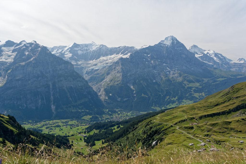 Grindelwald Eiger Jungfrau