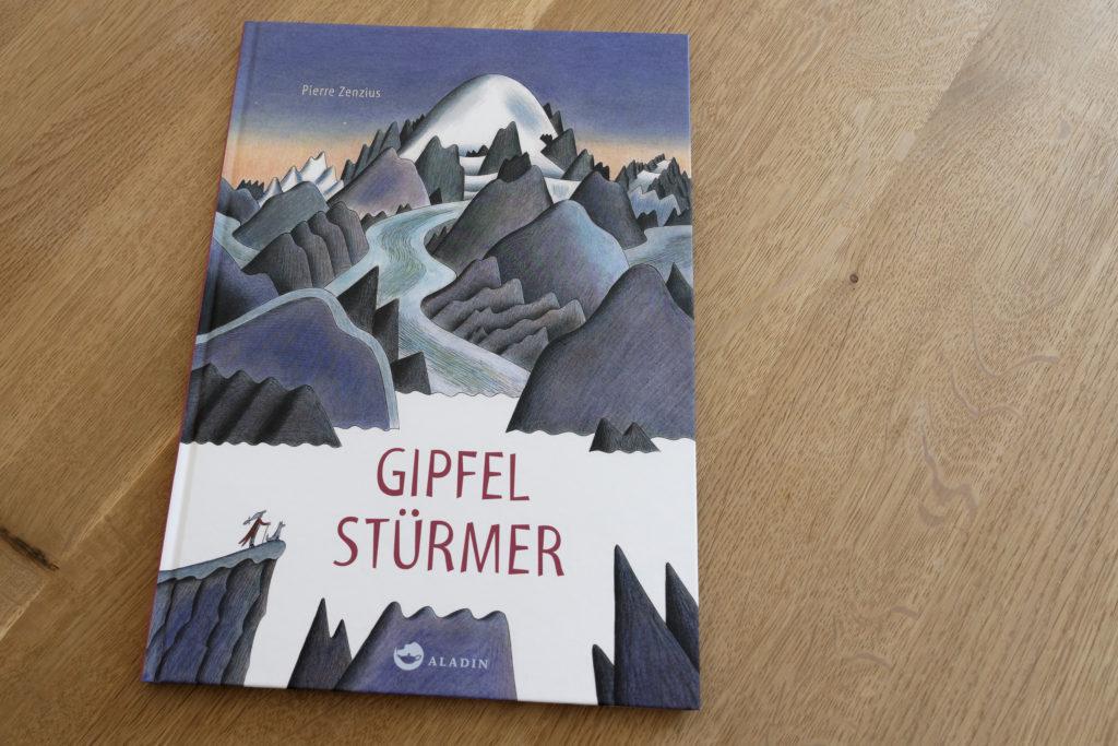 Kinderbuch Berge Gipfelstürmer