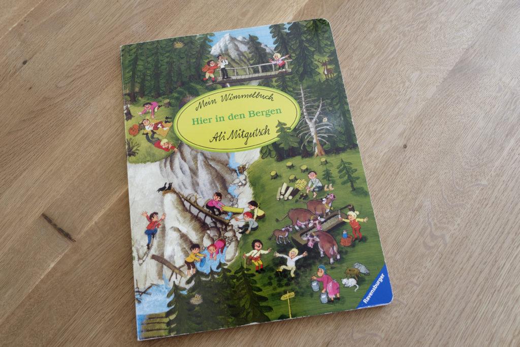 Kinderbuch Berge Wimmelbuch Ali Mitgutsch