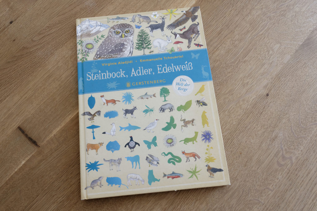 Kinderbuch Berge Lexikon