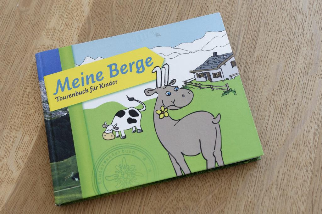 Tourenbuch Kinder Meine Berge