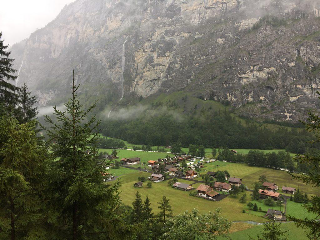 Trümmelbachfälle Lauterbrunnental