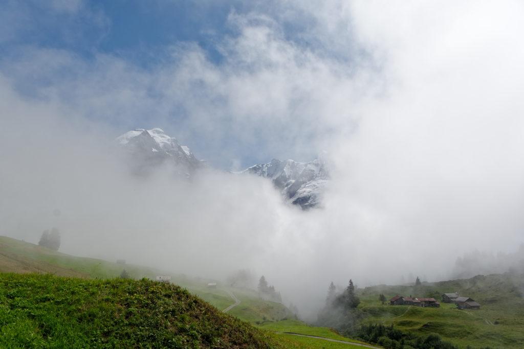 Wandern mit Kindern in der Schweiz Berner Hochalpen