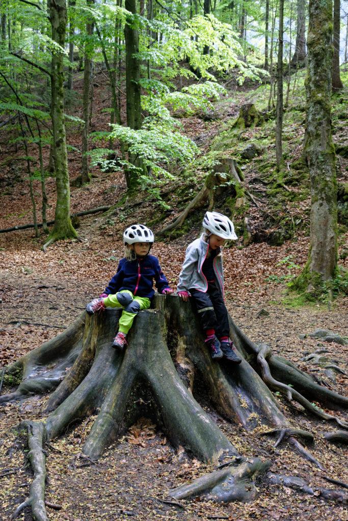 Schliersee Wandern mit Kindern