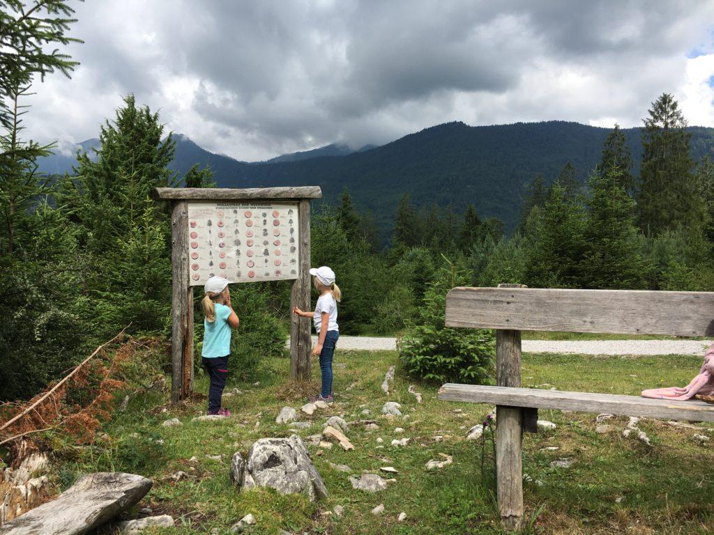 Wandern mit Kindern im Sommer bei Garmisch-Partenkirchen
