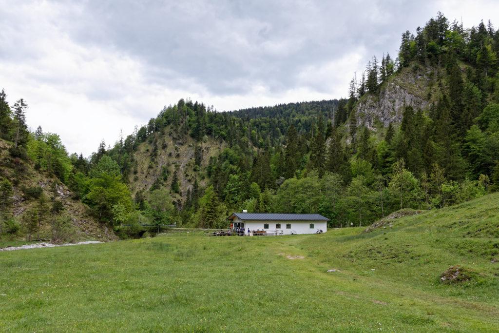 Lainlalm in der Jachenau