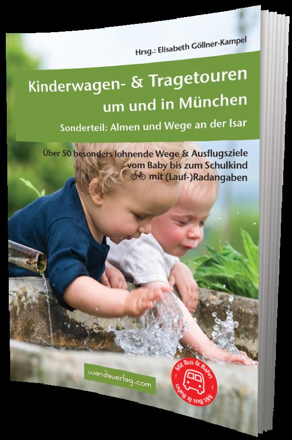 Kinderwagentouren München Buchvorstellung