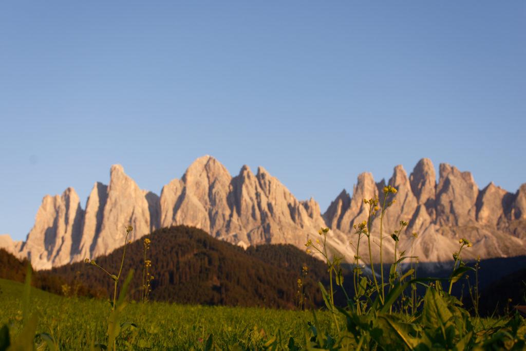 Südtirol Geislergruppe