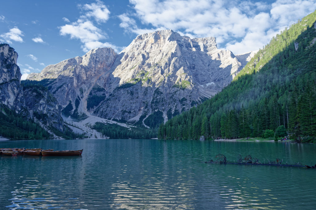 Südtirol Pragser Wildsee
