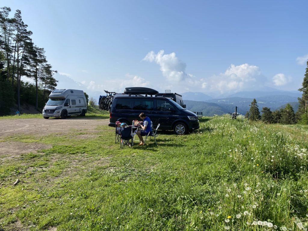 Camping mit Kindern in Südtirol Obergummer