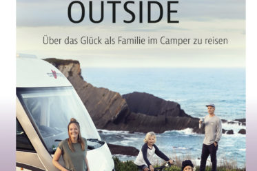 our life is better outside buch